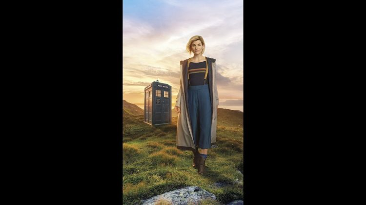 Jodi Whitaker And Doctor Who Cast At San Diego Comic Con 2018 Hall H For First Time