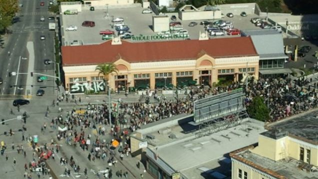 Oakland Whole Foods
