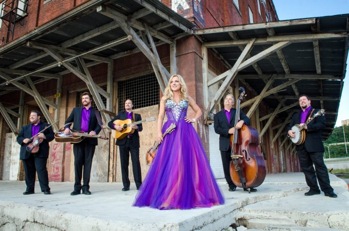 Rhonda Vincent Named Female Vocalist of the Year By International Bluegrass Music Association