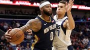 """demarcus cousins welcomed to war - DeMarcus Cousins Welcomed To Warriors By Steph Curry As """"Third Splash Brother"""""""