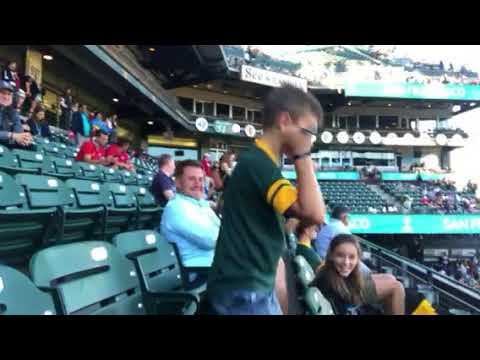 Dyllon Is Young Dancing Star Of Rugby World Cup Sevens 2018 SF