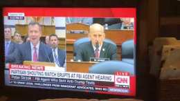 "Louie Gohmert Texas GOP Congressman ""Needs Medication"" Mentions FBI Agent Peter Strzok's Wife In Insulting Questioning"