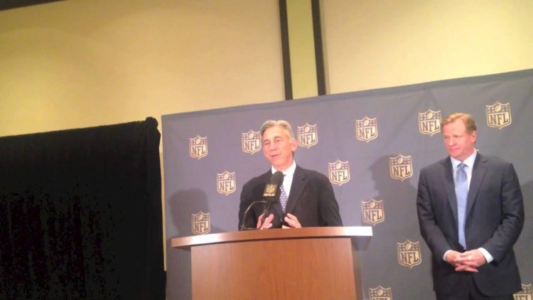 "Eric Grubman Said Oakland Lacked A Viable Stadium Plan For Oakland Raiders – Third Anniversary Of ""Viable"""