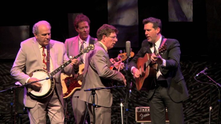 """Hot Rize Bluegrass Band Releases 40th Anniversary Album """"Live At Boulder Theatre"""""""