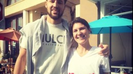 Warriors Klay Thompson's In Politics With Nayeli Maxson Oakland City Council District Four Candidate Photo