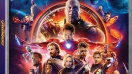 Marvel Studios' Avengers: Infinity War Out On Digital And Blue Ray