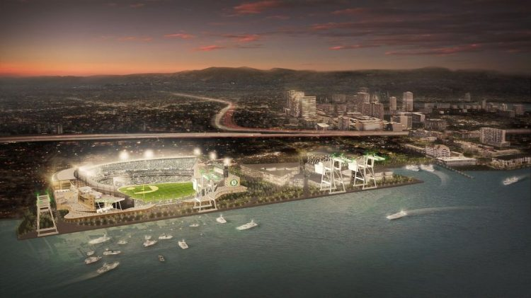 Oakland A's New Ballpark Seeks CEQA Fast Track Law, Will Vivian Kahn Stop Howard Terminal Plan?