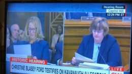 Dr. Ford and Rachel Mitchell