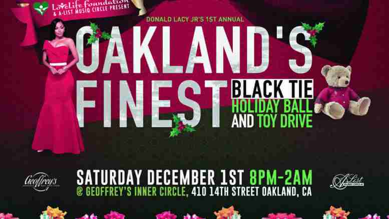 Love Life Holiday Party Oakland