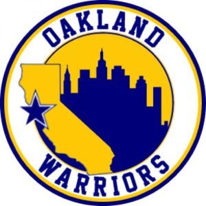 Oakland Warriors / Golden State Warriors