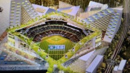Oakland A's New Baseball Stadium