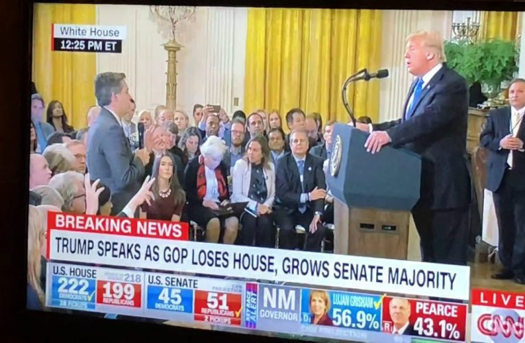 What CNN's Jim Acosta Did That Got His White House Press Credential Pulled