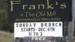 Frank's At The Old Mill