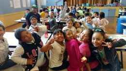 Oakland OUSD Kids in School