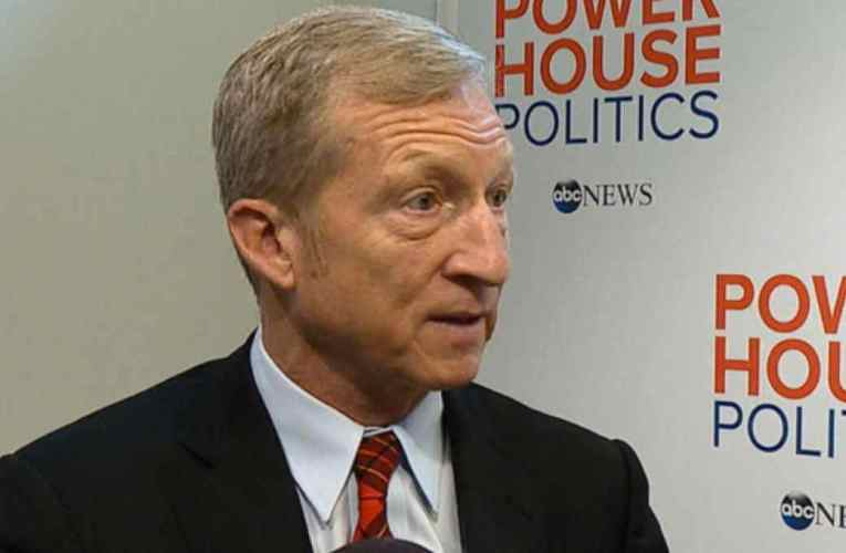 Coal And Oakland Bulk And Oversized Terminal Views Driven By Tom Steyer