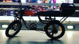 CES Las Vegas 2019- Xmera The Bionic Bicycle