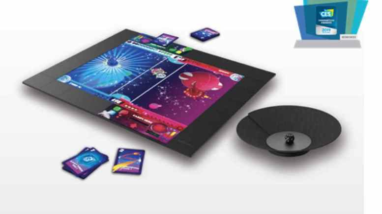 SquareOne by Wizama, the 1st Board Game Console at CES 2019