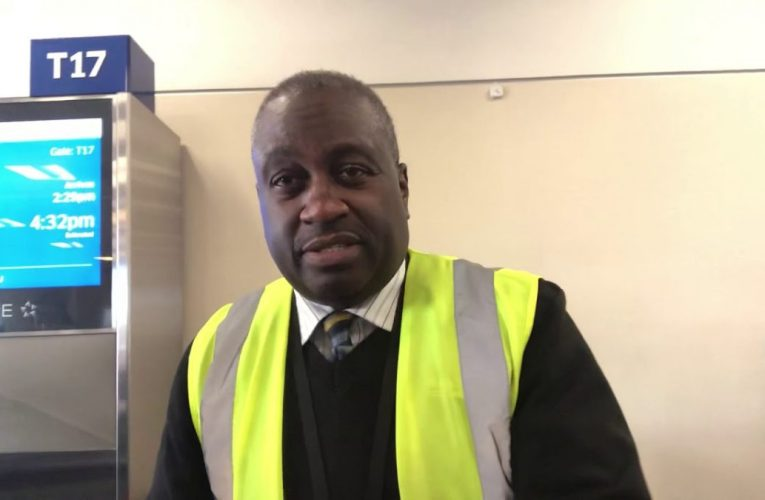 Kevin Brooks Best United Airlines Gate Agent In Atlanta