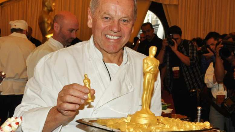 Wolfgang Puck An Academy Oscar Party Fixture
