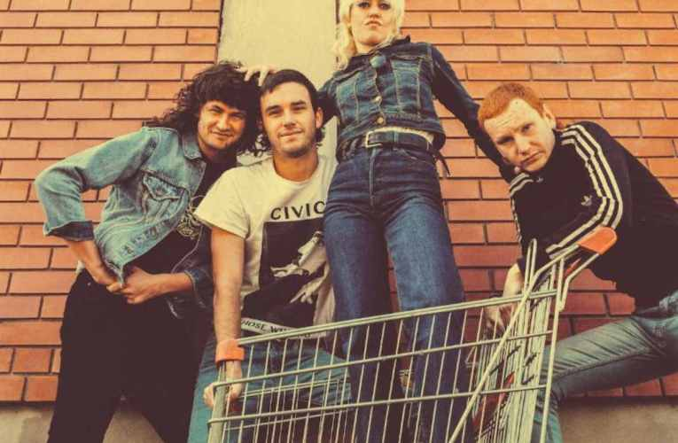 Amyl And The Sniffers At SXSW, Debut Album, 2019 Summer Tour Dates