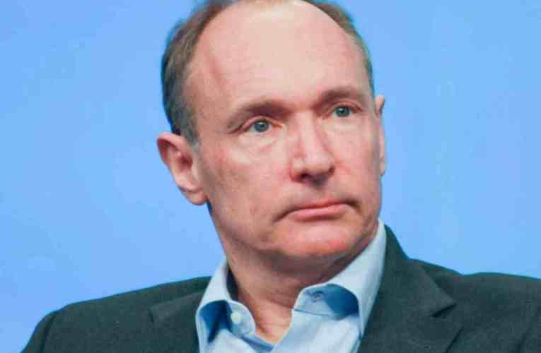 World Wide Web Creator Tim Berners-Lee Should Have Called Out Racism Directly