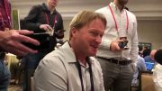 Jon Gruden On 1st Year As Oakland Raiders Coach, 2019 NFL Draft QBs