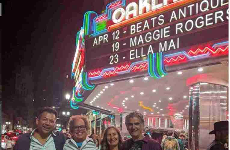 Beats Antique Draws Burning Man Friends To Fox Theater Oakland