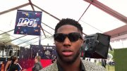 Josh Allen Interview At 2019 NFL Draft Red Carpet