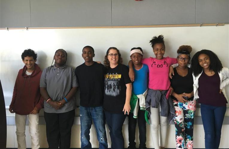 Oakland Middle Schools Vs. San Francisco Middle Schools In Salesforce Competition