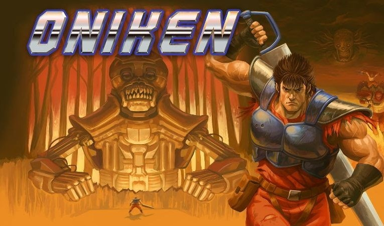 Oniken Update Adds New Control To Nintendo Switch – Gaming News