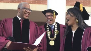 Billionaire Robert Smith's $40 Million Morehouse Pledge Good News About Black Men