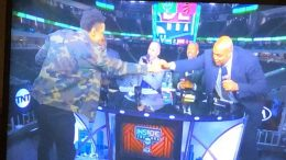 Charles Barkley Pledges 45k To Malcolm Brogdon's Hoops20 On Nba On Tnt
