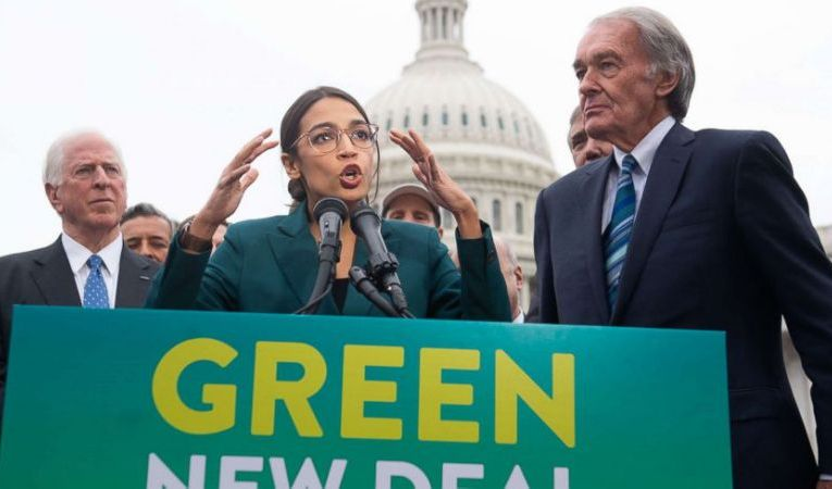 Hey Oakland, A True Green New Deal Has Nothing To Do With Socialism