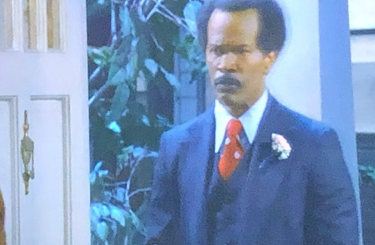 Jamie Foxx Forgot His Lines On All In The Family, Played Through