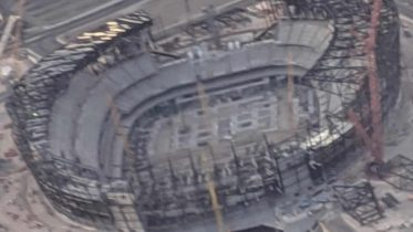 Las Vegas Stadium Las Vegas Stadium Construction Update