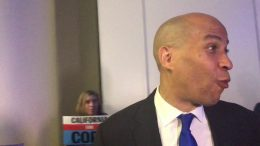 Cory Booker Interview At California Democratic Convention 2019