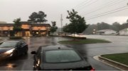 Fayetteville Ga Weather: Thunderstorms And Flash Rain On Monday Evening