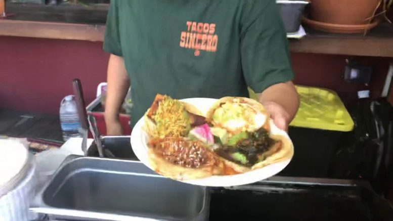 Oakland Food: Tacos Sincero Makes Tasty Tacos At Room 389 Vlog 2