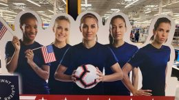 Uswnt Dolls At Walmart Fayettville, Georgia