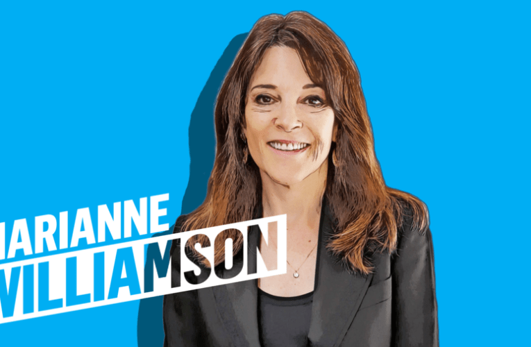 Is Marianne Williamson Channeling Obama? A 2008 Blog Post Says Yes