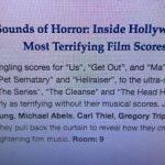 Horror Movie Composers At San Diego Comic Con 2019
