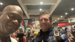 San Diego Comic Con 2019 – Captain America Interview
