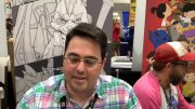 San Diego Comic Con 2019 Joe Kennedy Talks Recent Art Work