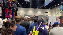 San Diego Comic Con 2019 – Marvel's Kevin Feige Walks The Exhibit Hall