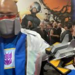 San Diego Comic Con 2019 – Shockwave Interview