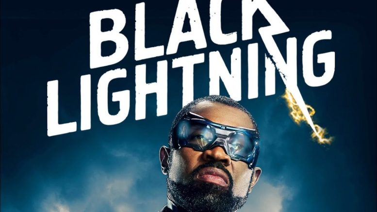 San Diego Comic Con 2019 – Talking Black Lightening