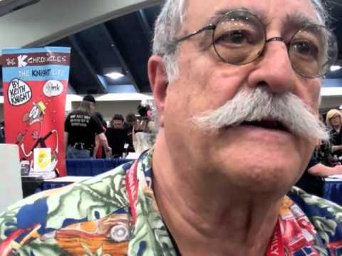 Sergio Aragonés Of Mad Magazine Will Be At Eisner Awards, San Diego Comic Con 2019