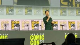 Tom Cruise Shocks San Diego Comic Con 2019 Hall H Top Gun: Maverick