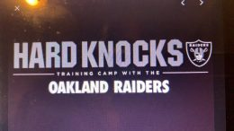 Hard Knocks 2019 Training Camp With The Oakland Raiders Fet Max Crosby Keelan Doss, Nathan Peterman
