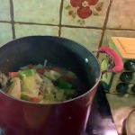 Peel A Pound Soup Recipe Made With My Mom
